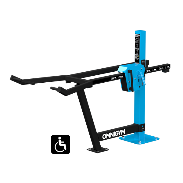 opensports free-access front press toestel