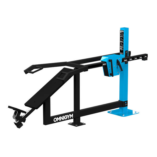 opensports incline bench press toestel